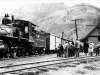 Last train departs Lake City Colorado 1933