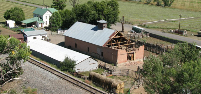 Saving the Historic Enos T. Hotchkiss Barn