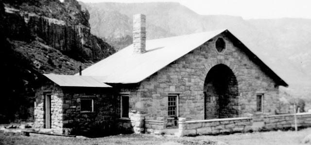 Historic Driggs Mansion Stabilization